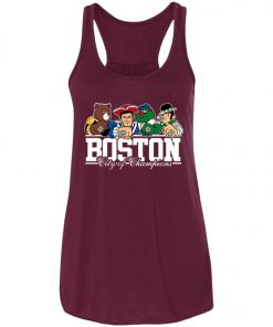 Boston City Of Chamoins Women's Tank Top