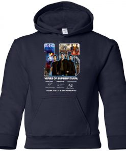 15 Years of Supernatural Premium Youth Hoodie