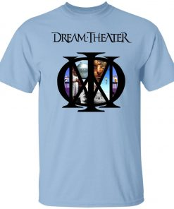 US Rockband Dream Theater Logo Unisex T-Shirt