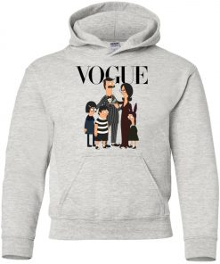 Bob's Burgers Belcher Family Vogue Premium Youth Hoodie