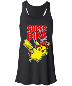 Super Mario Pikachu 1 Women's Tank Top
