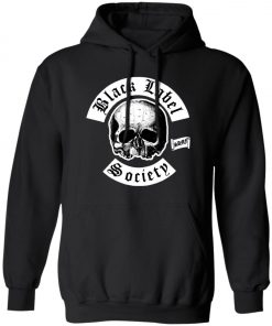 Generation Axe Black Label Society Pullover Hoodie