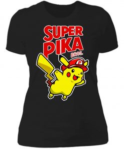 Super Mario Pikachu 1 Women's T-Shirt
