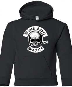 Generation Axe Black Label Society Premium Youth Hoodie
