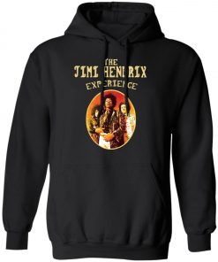 The Jimi Hendrix Experience Pullover Hoodie
