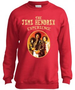 The Jimi Hendrix Experience Youth Sweatshirt
