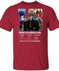15 Years of Supernatural Unisex T-Shirt