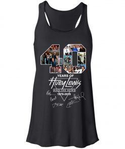 40Th Years Of Huey Lewis And The News Women's Tank Top