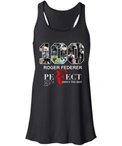 100 Roger Federer Perfect Simply The Best Women's Tank Top