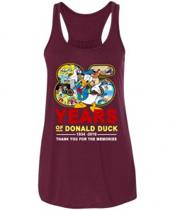 85 Years Of Donald Duck 11934 2019 Women's Tank Top
