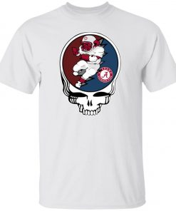 Grateful Dead Alabama Crimson Tide Unisex T-Shirt