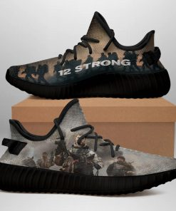 12 Strong Limited Edition Yeezy Sneakers