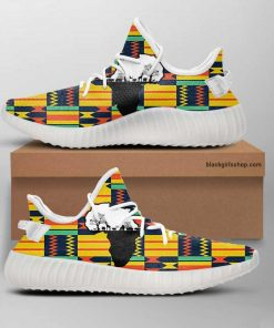 AFRICA MAP LIMITED EDITION YEEZY SNEAKER