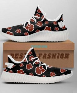 AKATSUKI LIMITED EDITION BLACK YEEZY SNEAKER
