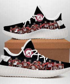 ALABAMA CRIMSON TIDE LIMITED EDITION YEEZY SNEAKER