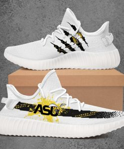 ALABAMA STATE HORNETS NCAA LIMITED EDITION YEEZY SNEAKER