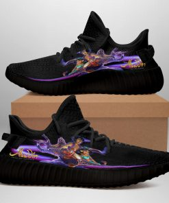 ALADDIN LIMITED EDITION BLACK YEEZY SNEAKER