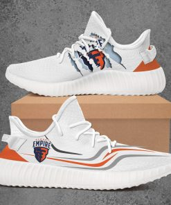 ALBANY EMPIRE AFL SPORT TEAMS LIMITED EDITION YEEZY SNEAKER 01