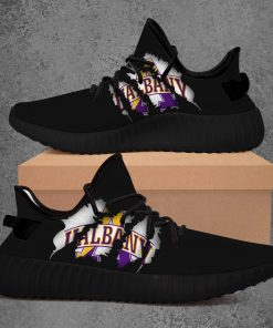ALBANY GREAT DANES NCAA LIMITED EDITION BLACK YEEZY SNEAKER