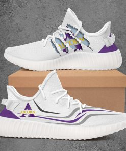 ALCORN STATE BRAVES LIMITED EDITION YEEZY SNEAKER 03
