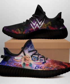 ALEXA BLISS LIMITED EDITION BLACK YEEZY SNEAKER