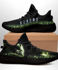 ALIEN LIMITED EDITION BLACK YEEZY SNEAKER