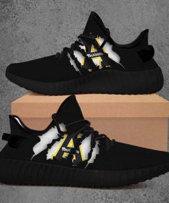 APPALACHIAN STATE MOUNTAINEERS LIMITED EDITION BLACK YEEZY SNEAKER RUNNING BOOTS