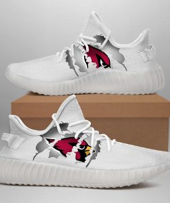 ARIZONA CARDINALS LIMITED EDITON WHITE SNEAKER YEEZY