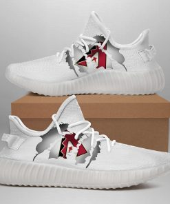 ARIZONA DIAMONDBACKS YEEZY SNEAKER SHOES