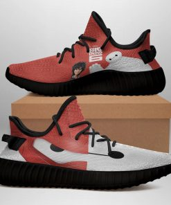 BIG HERO 6 LIMITED EDITION BLACK YEEZY SNEAKER RUNNING BOOTS