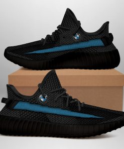 BMW LIMITED EDITION BLACK YEEZY SNEAKER RUNNING BOOTS