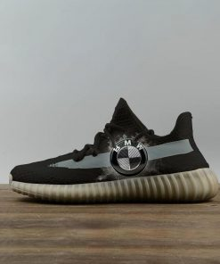 BMW LIMITED EDITION BLACK YEEZY SNEAKER RUNNING BOOTS VER 1