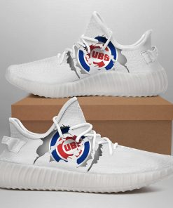 CHICAGO CUBS YEEZY SNEAKER SHOES