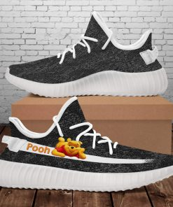 DINEY CUTE POOH YEEZY SHOES