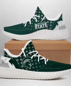 MICHIGAN STATE SPARTANS LIMITED EDITION YEEZY SNEAKER