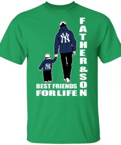 Like Father Like Son New York Yankees Youth Kid T-Shirt