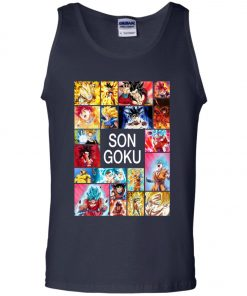 Dragonball Goku The Legend Tank Top