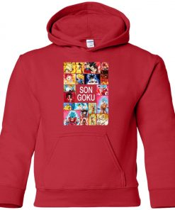 Dragonball Goku The Legend Premium Youth Hoodie