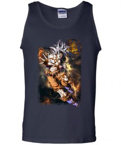 Dragonball Goku Japan Tank Top