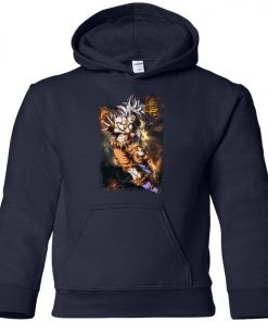 Dragonball Goku Japan Premium Youth Hoodie