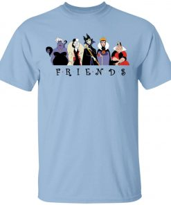 Disney Villains Friends Unisex T-Shirt