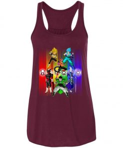 Dragonball Main Poster Women's Tank Top