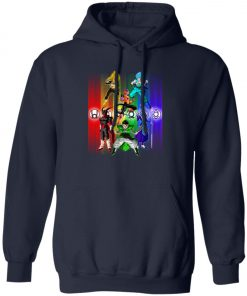 Dragonball Main Poster Pullover Hoodie