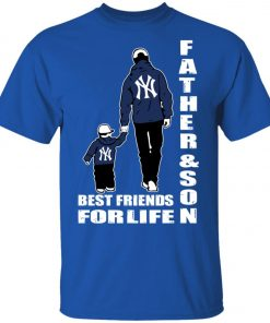 Like Father Like Son New York Yankees Unisex T-Shirt