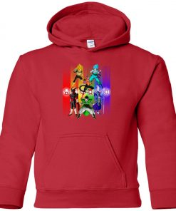 Dragonball Main Poster Premium Youth Hoodie