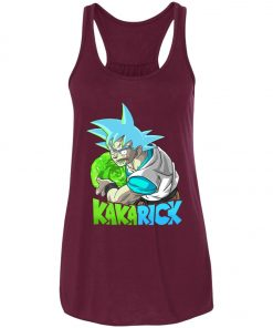 Dragonball Rick And Morty Goku Women's Tank Top
