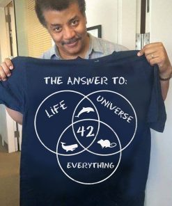 The Answer To Life The Universe And Everything 42