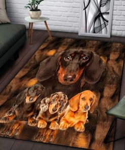 Awesome Dachshund Rug