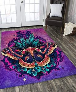 Magical Butterfly Rug