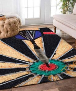 Dart Game Limited Edition Rug Carpet